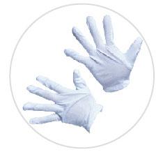 内置纯棉手套