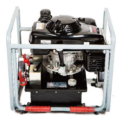 双输出机动泵BJQS63/0.6