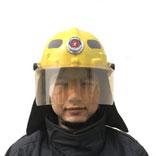 fun88在线客户端头盔(灭火防护头盔)