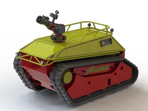 RXR-M120D 贝博网页版灭火机器人