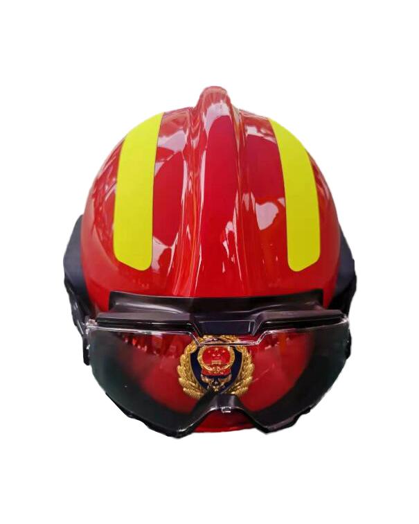 17式统型抢险救援头盔