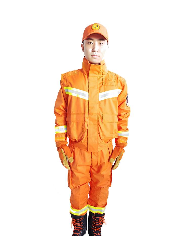 抢险救援服(冬款)RJF-F
